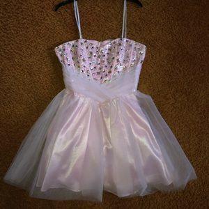 Masquerade Pink Dress